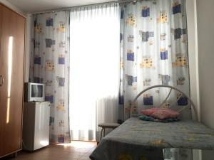2-х местный номер с двумя раздельными кроватями и видом на море (2 корпус)